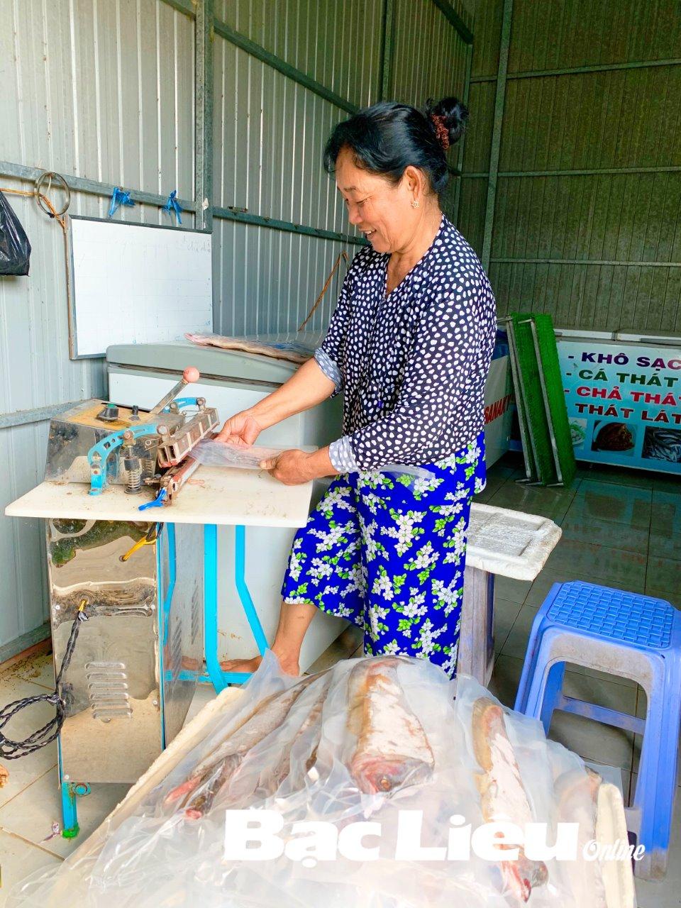 Huyện Phước Long(Bạc Liêu): Xây dựng sản phẩm OCOP gắn với phát triển du lịch