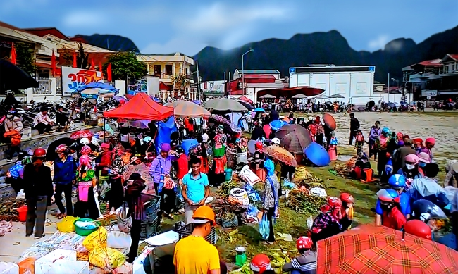 Ấn tượng chợ phiên Sìn Hồ, Lai Châu