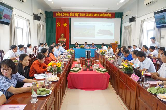 Phát triển chuỗi giá trị du lịch nông nghiệp, nông thôn - sản phẩm sen tỉnh Đồng Tháp