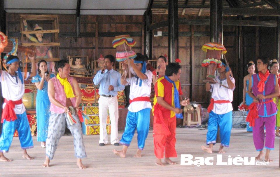 Bạc Liêu: Đề nghị công nhận múa Rom vong là di sản văn hóa quốc gia