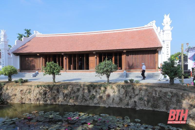Thanh Hóa: Tăng cường bảo vệ và phát huy giá trị Khu di tích lịch sử cách mạng Yên Trường
