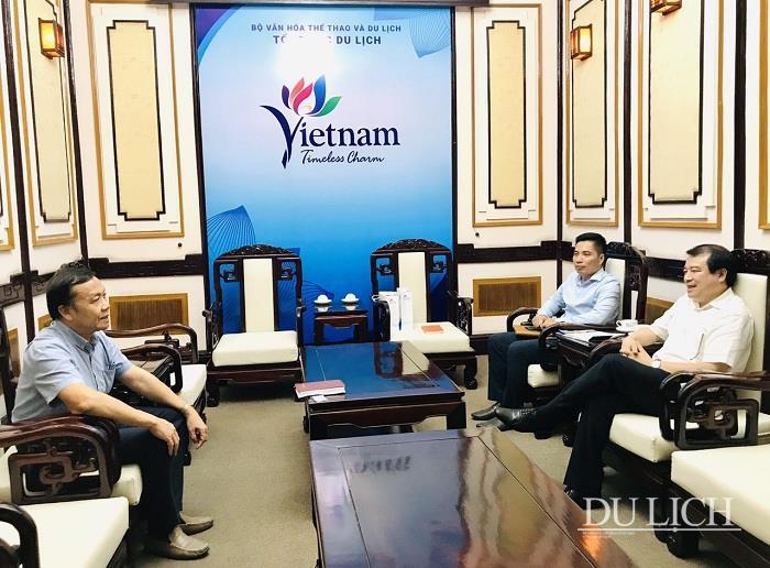 Thúc đẩy các hoạt động hợp tác giữa Tổng cục Du lịch và cơ quan đại diện ngoại giao Việt Nam tại Canada