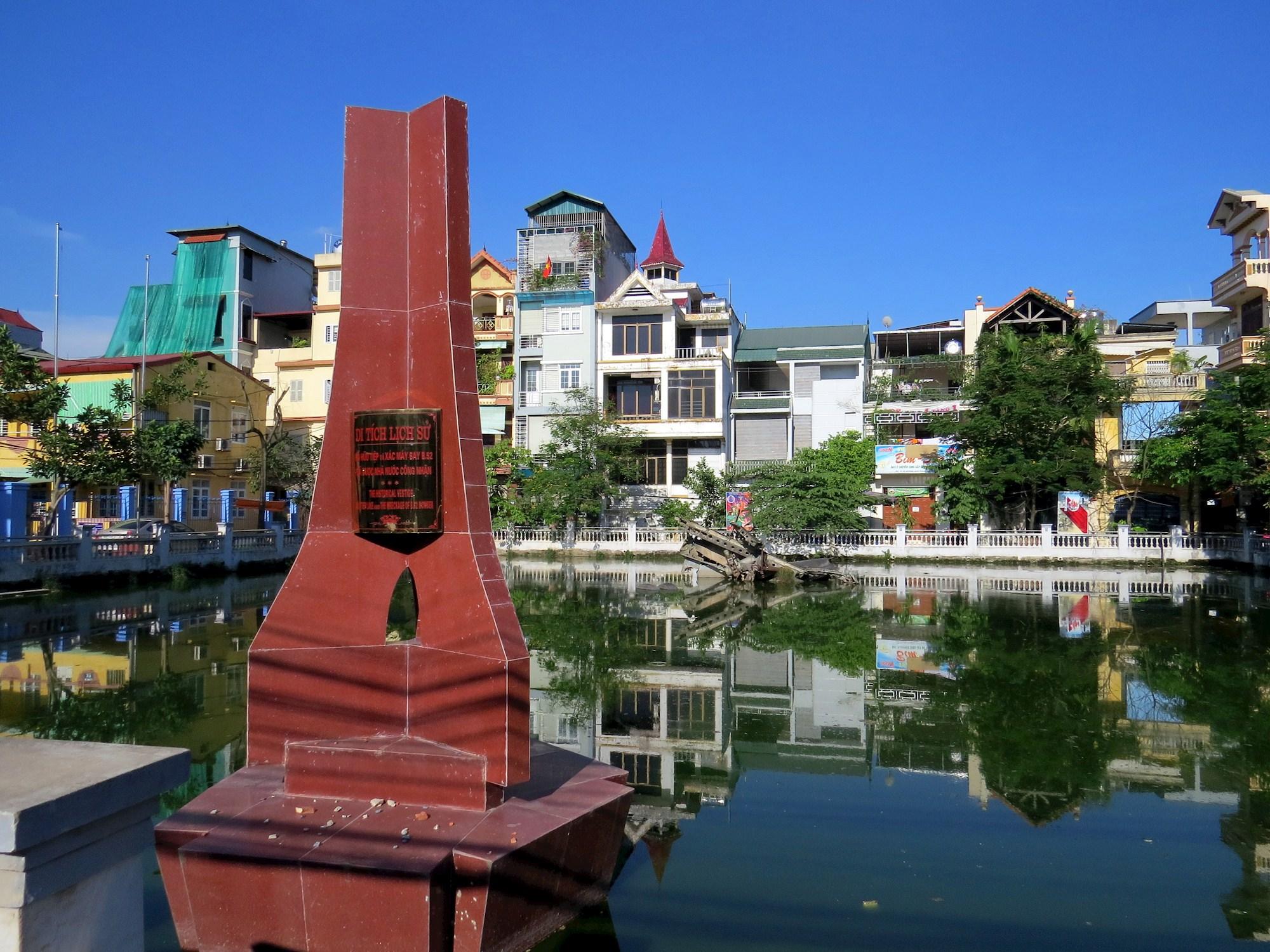 Hà Nội: Chuẩn bị tu bổ, tôn tạo di tích hồ Hữu Tiệp