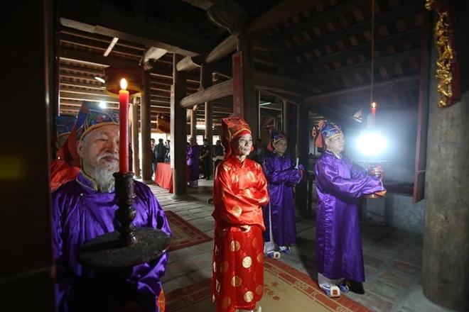 Độc đáo lễ hội Đúc Bụt tại Tam Dương, Vĩnh Phúc