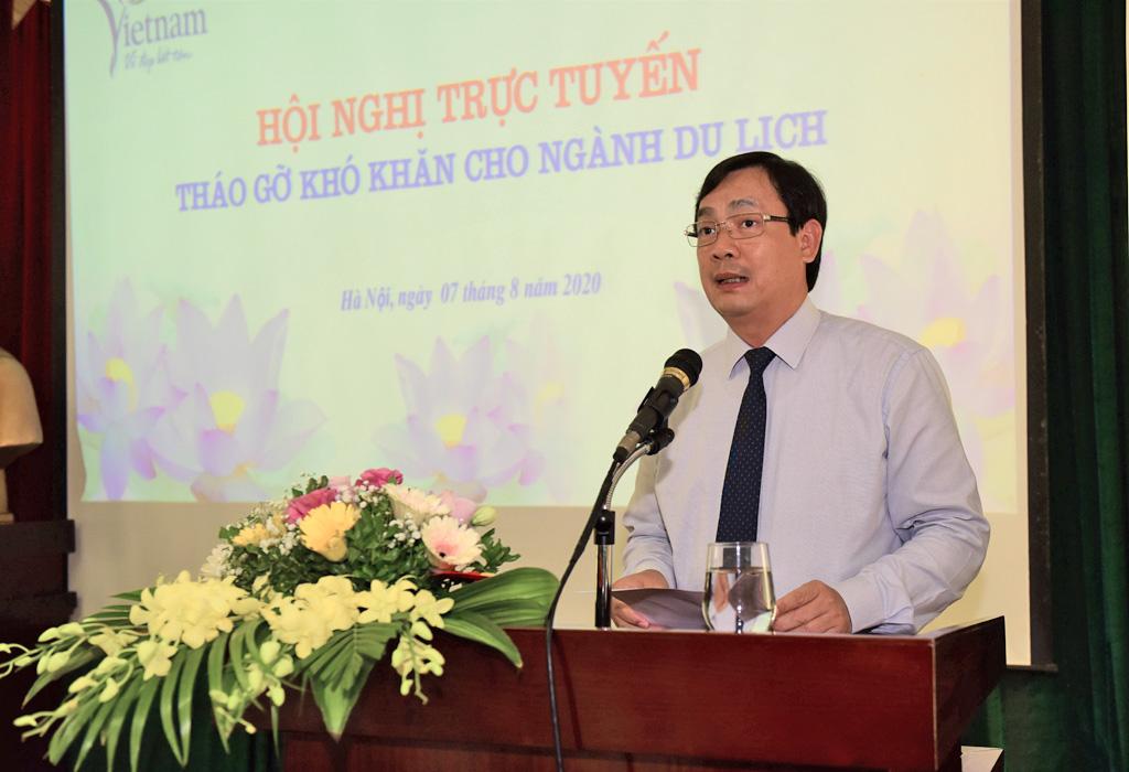 Tổng cục trưởng Nguyễn Trùng Khánh: Tình hình khó khăn, cần kịp thời tháo gỡ cho doanh nghiệp du lịch