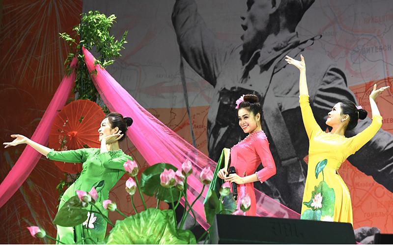 Quảng bá hình ảnh Việt Nam tại Army Games 2020 dịp Quốc khánh 2-9