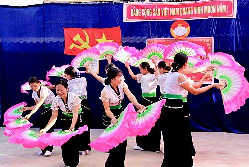 Bảo tồn và phát huy các di sản văn hóa ở Lai Châu