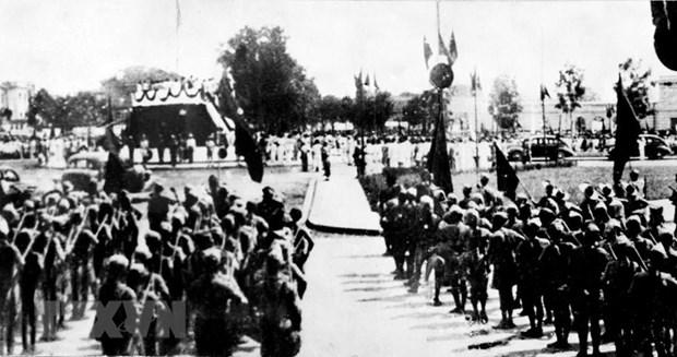 """Khai mạc trưng bày chuyên đề """"Ngày Độc lập 2/9"""" tại Hà Nội"""