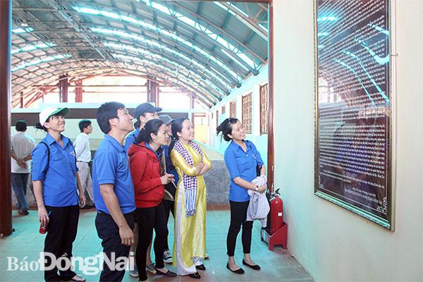 Độc đáo di sản văn hóa đá ở Đồng Nai
