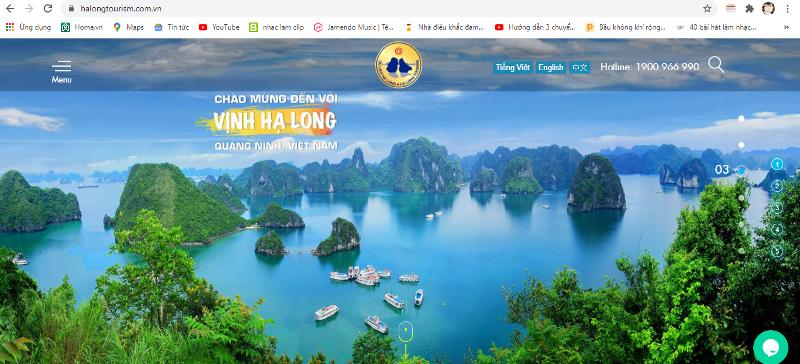 Du lịch thông minh tại Quảng Ninh