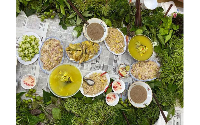 Gỏi cá mè Lý Viên - Hiệp Hòa (Bắc Giang)
