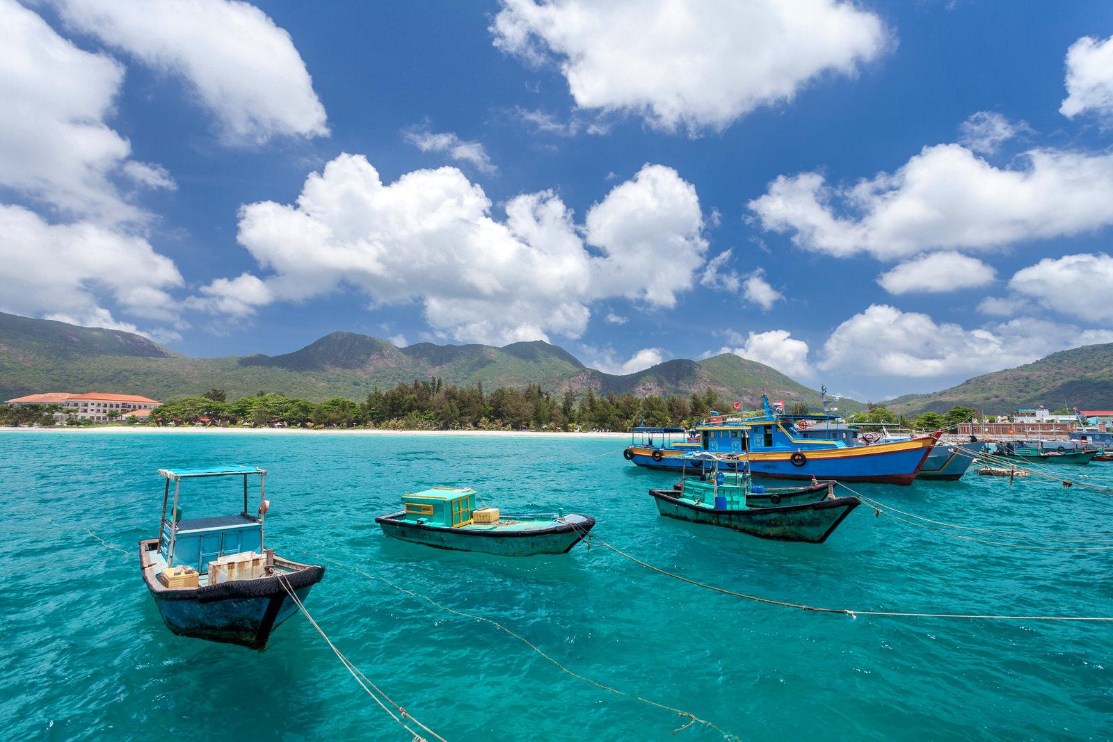 Khám phá danh thắng ở hòn đảo thiên đường châu Á