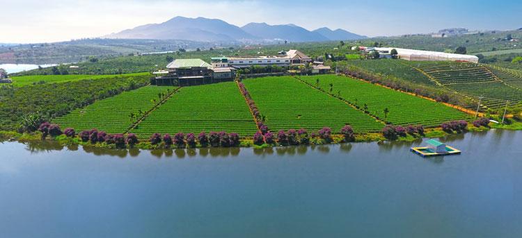 Tạo sức bật cho du lịch Lâm Hà (Lâm Đồng)