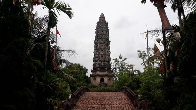 Độc đáo kiến trúc nghệ thuật chùa Cổ Lễ (Nam Định)