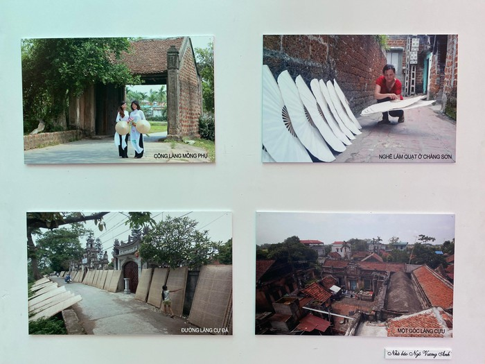 Đau đáu bảo tồn di sản làng cổ truyền thống