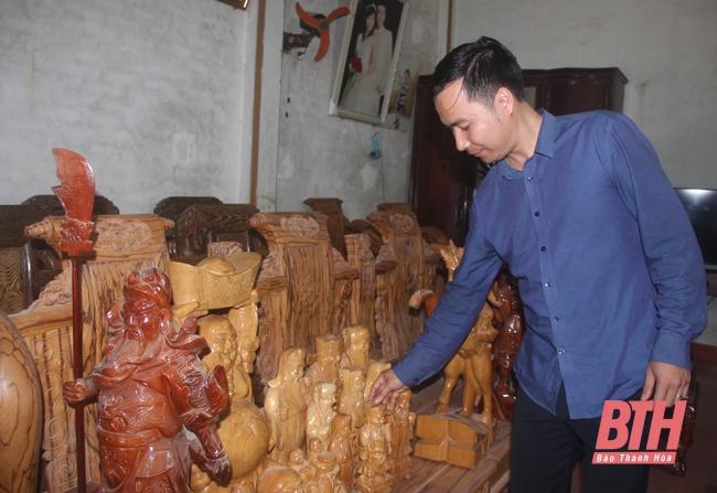 Thanh Hóa: Phát triển làng nghề truyền thống gắn với du lịch