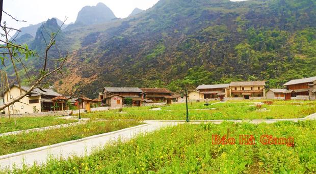 Phát triển văn hóa gắn với du lịch ở Mèo Vạc - Hà Giang