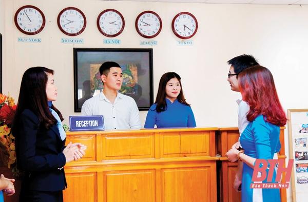 Nhân lực du lịch ở Thanh Hóa: Chú trọng cả lượng và chất