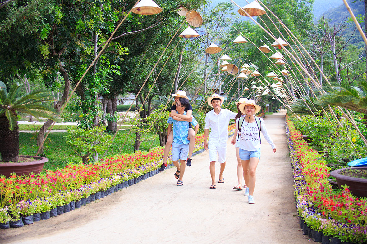 Đảo Hoa Lan và Đảo Khỉ đón khách trở lại vào những ngày cuối tuần