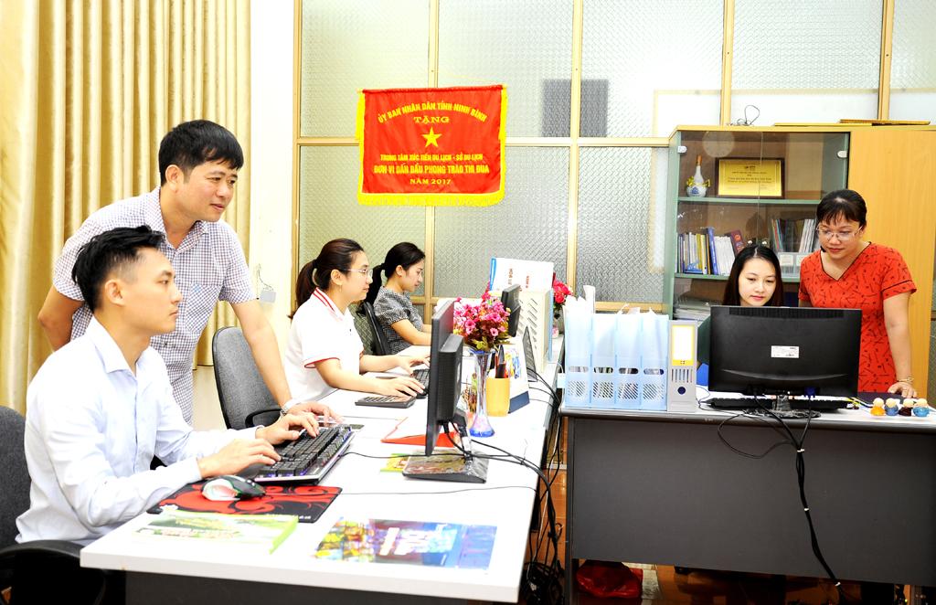 Ninh Bình: Ứng dụng công nghệ thông tin, quảng bá, xúc tiến du lịch