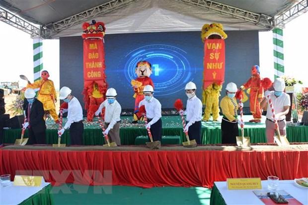 Khởi công xây dựng Khu đô thị thương mại du lịch đầu tiên tại Yên Bái