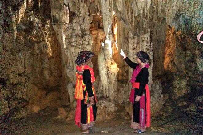 Danh thắng hang Thẳm Nặm, Tuyên Quang