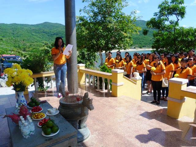 Khánh Hòa: Xây dựng mô hình du lịch cộng đồng quanh di tích quốc gia