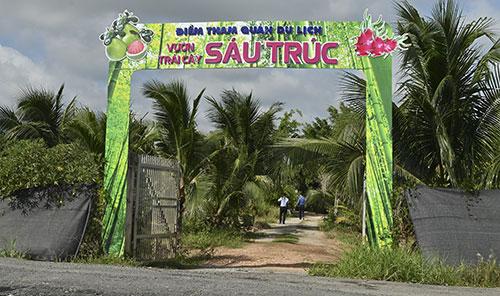 Bình Thuận: Mô hình nông nghiệp gắn với du lịch cộng đồng