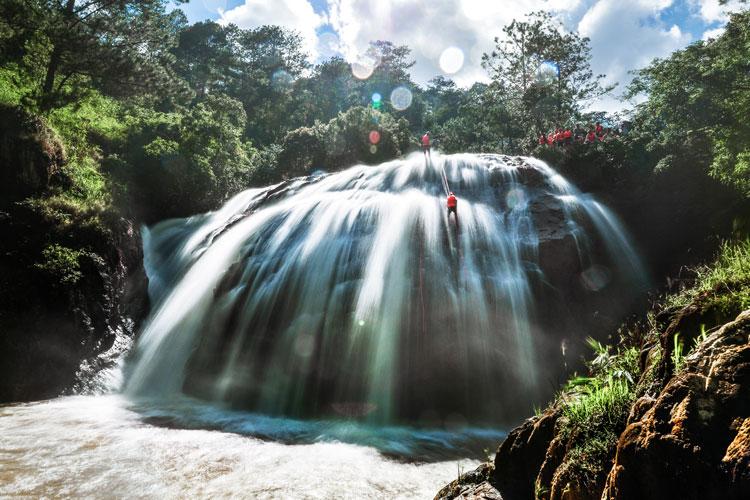 Khu Du lịch thác Datanla - điểm đến hấp dẫn thế giới