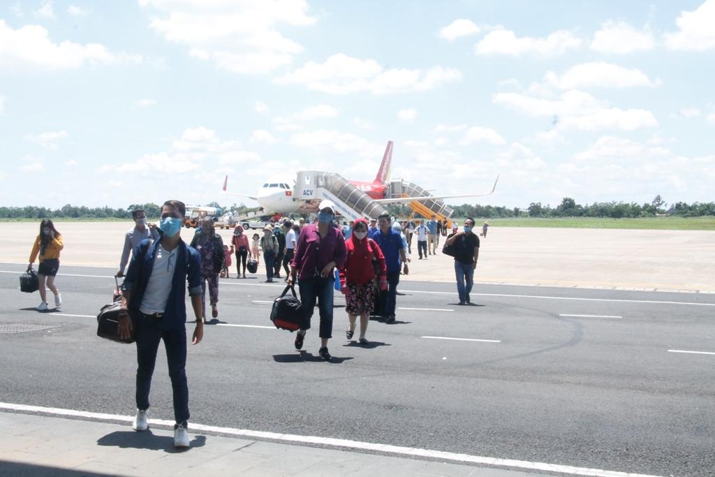 Khôi phục chặng bay Buôn Ma Thuột – Đà Nẵng từ ngày 19-9