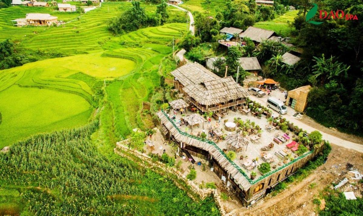 Lào Cai: Tả Van thơ mộng và yên bình