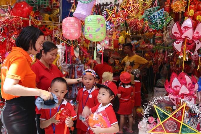 """Hà Nội: Nhiều hoạt động hấp dẫn tại """"Tết Trung thu phố cổ 2020"""