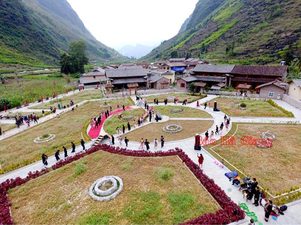 Hà Giang: Bảo tồn kiến trúc nghệ thuật trên Cao nguyên đá