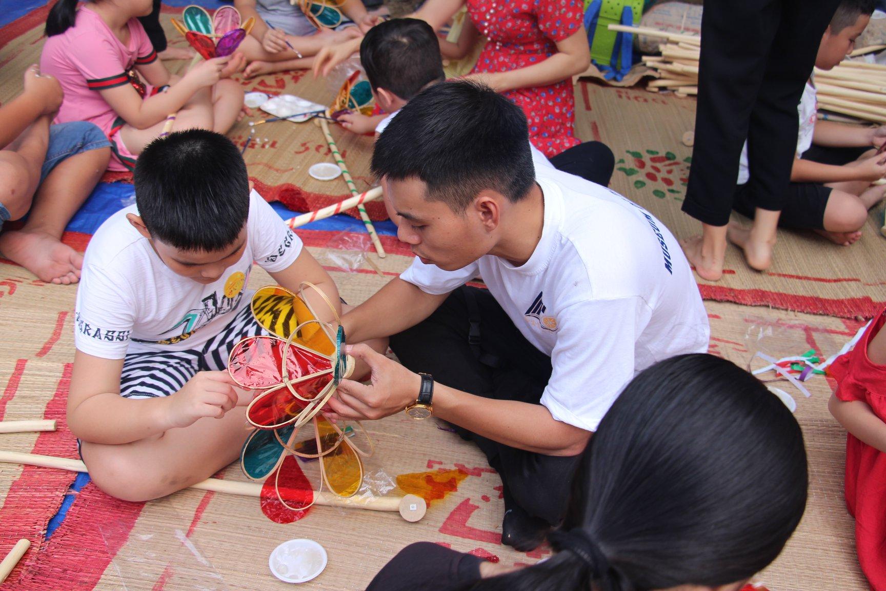 Đà Nẵng: Sôi nổi các hoạt động văn hóa vui đón tết Trung thu 2020