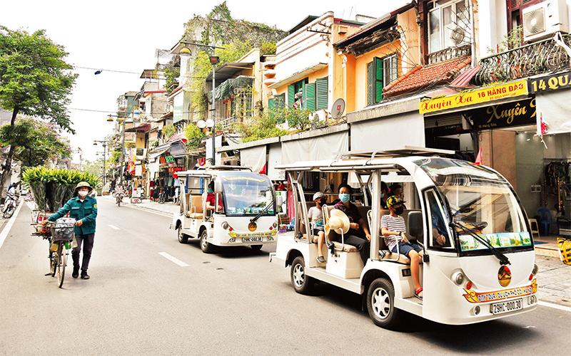 Hà Nội: Ðổi mới để phát triển du lịch bền vững