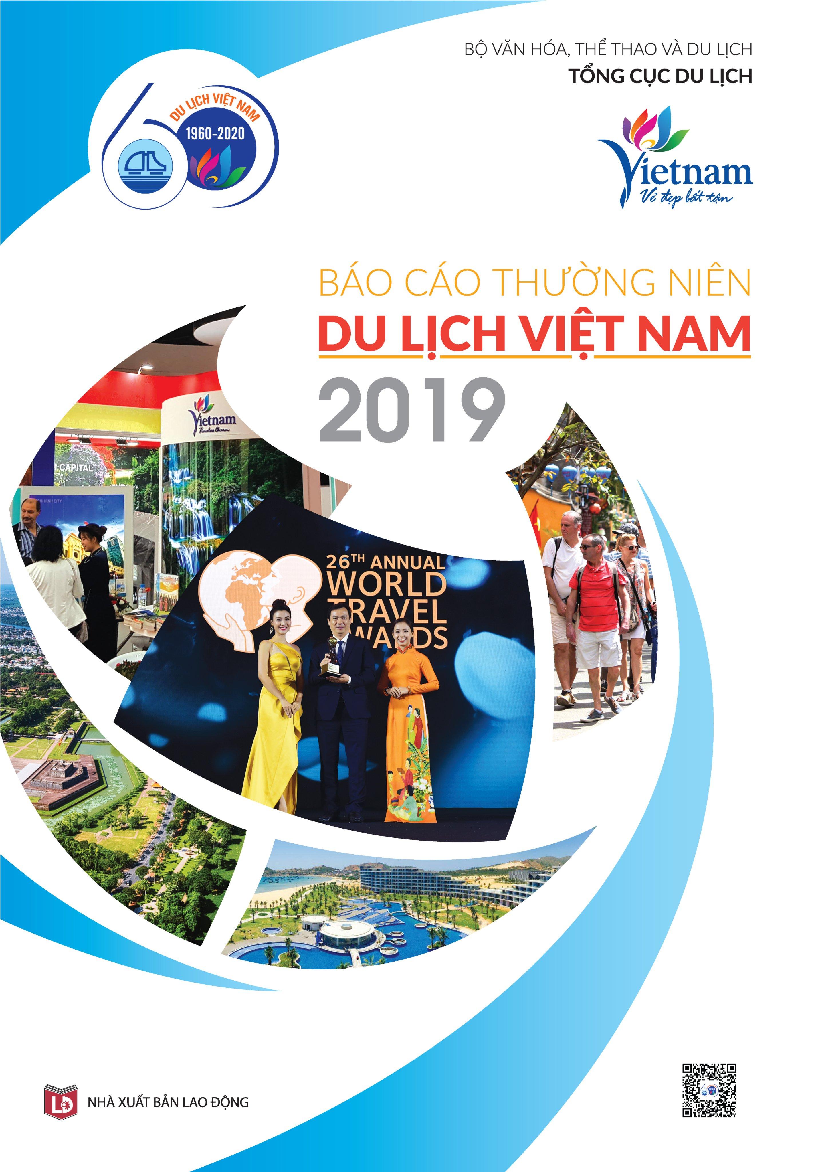 """Tổng cục Du lịch ra mắt """"Báo cáo thường niên Du lịch Việt Nam 2019"""""""