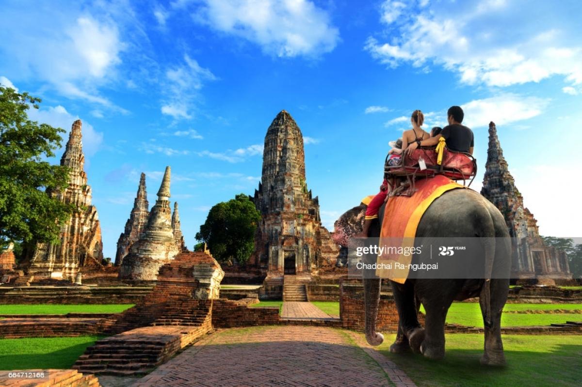 Thái Lan tái khởi động du lịch quốc tế với khách Trung Quốc
