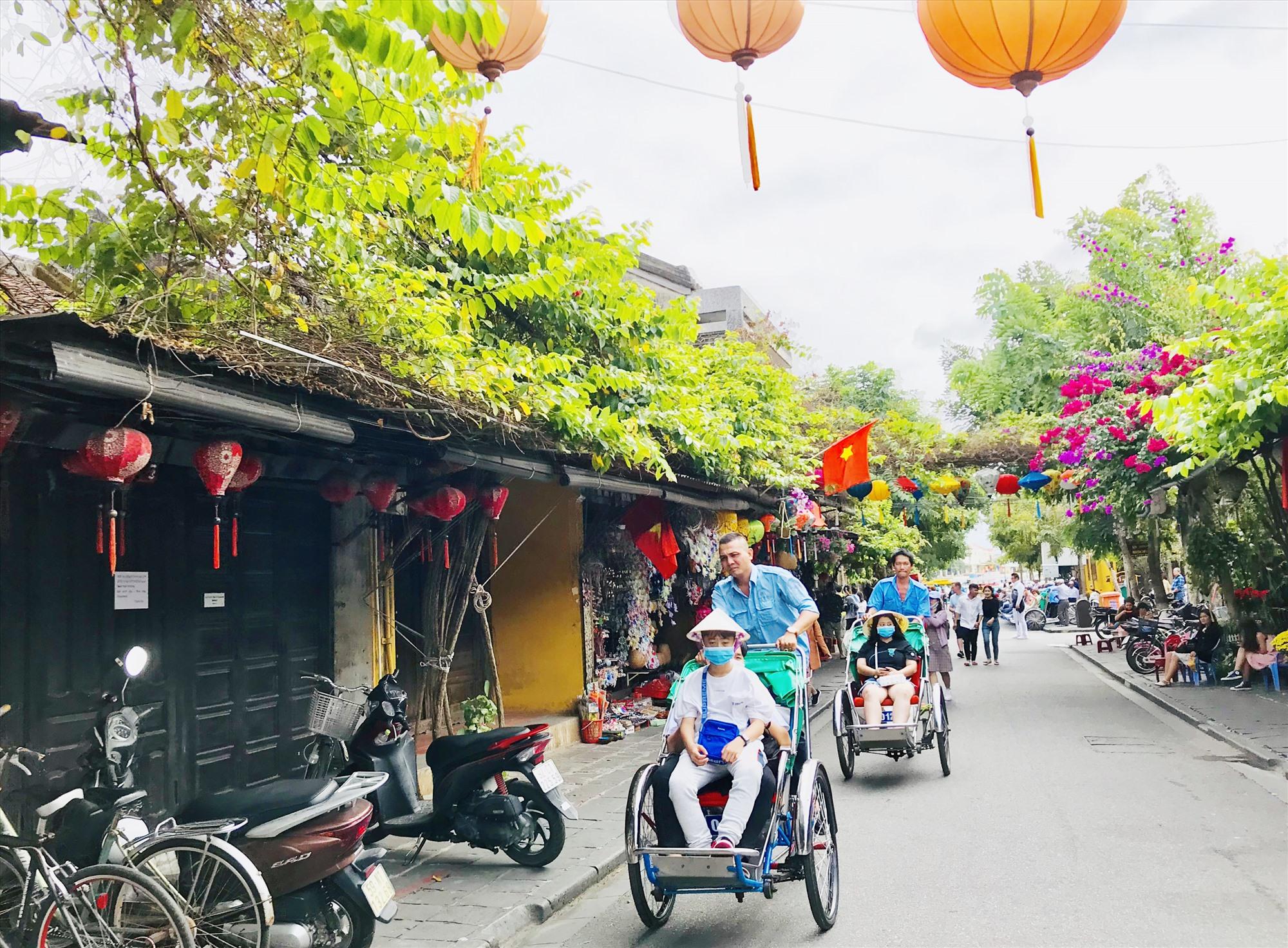 Quảng Nam: Cải thiện năng lực tự chủ đón khách