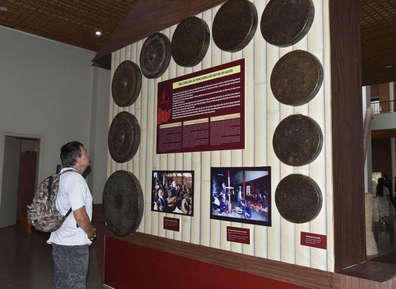 Bảo tàng tỉnh Đắk Lắk ứng dụng công nghệ hiện đại trên 130 hiện vật trưng bày