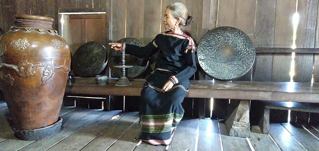 """Những """"bảo tàng"""" buôn làng ở Đắk Lắk"""