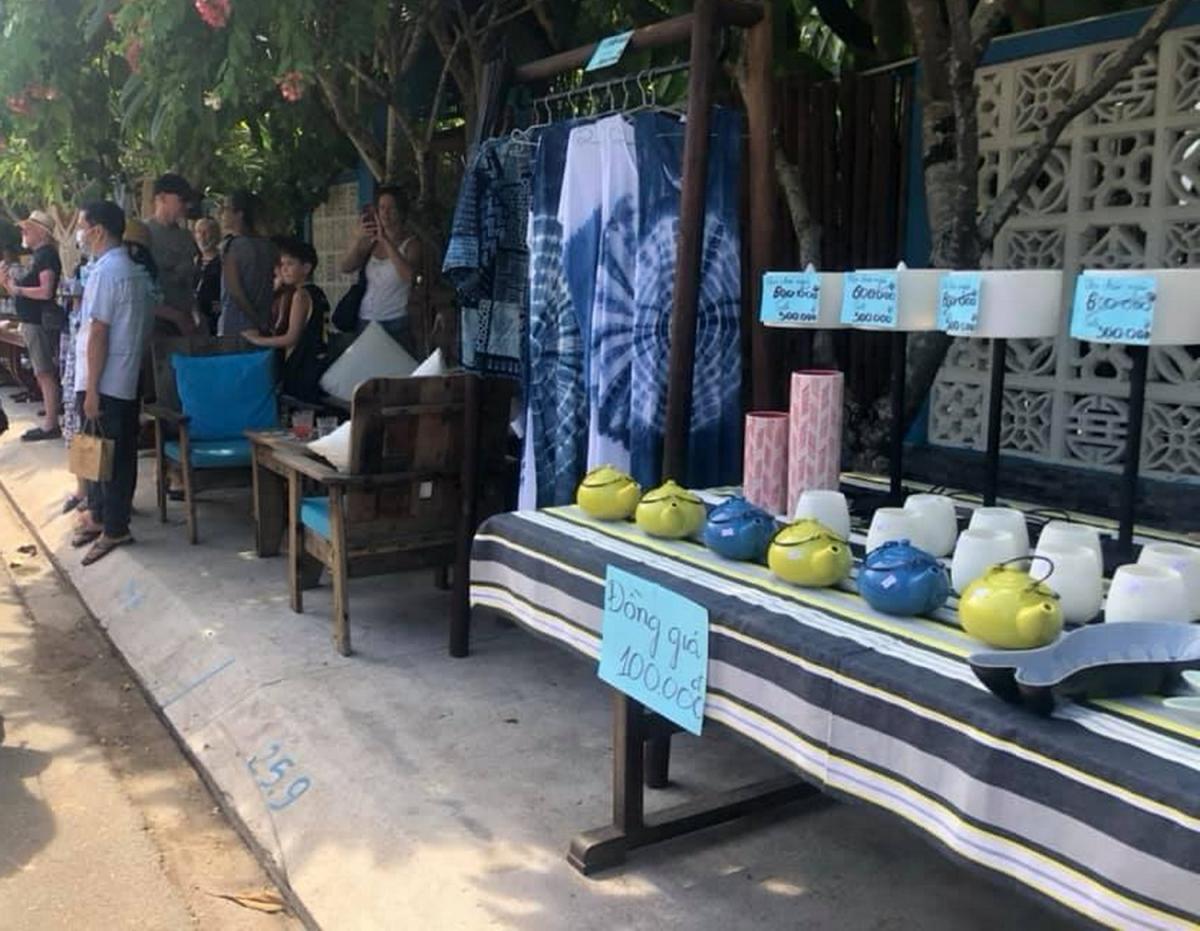 Chợ phiên Tân Thành, sản phẩm mới khởi động phục hồi du lịch Hội An