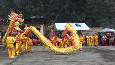 Hạ Lang (Cao Bằng) phát triển thương mại, dịch vụ gắn với du lịch