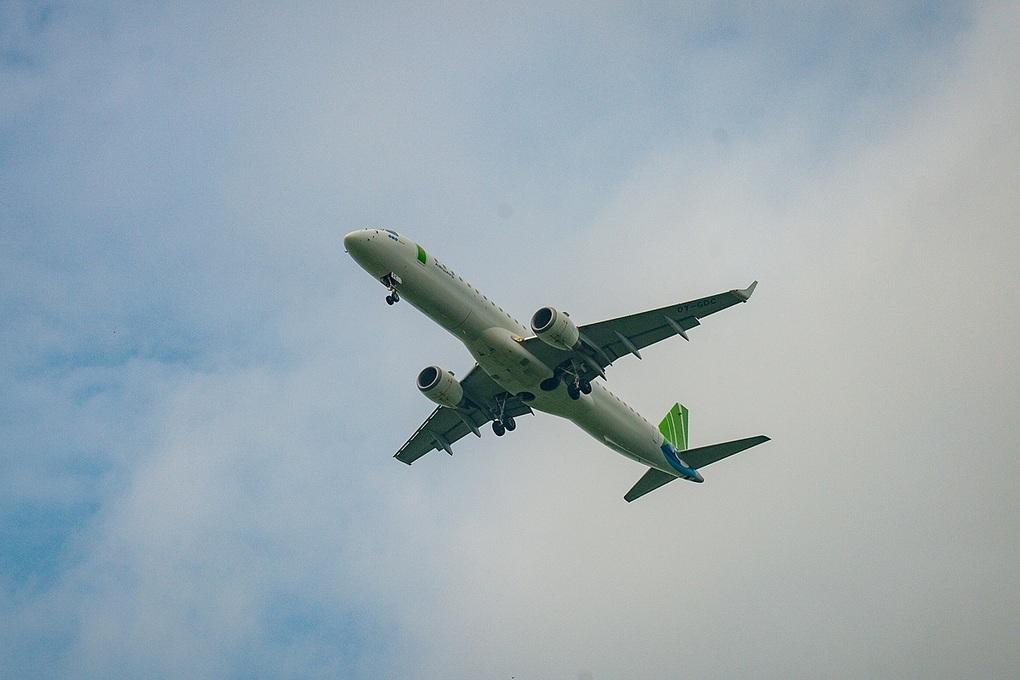 Lần đầu có hạng thương gia khi bay đến Côn Đảo