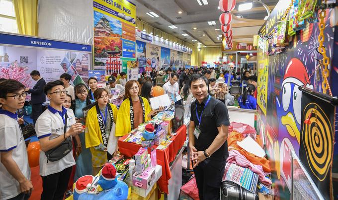 Hội chợ du lịch Hà Nội sẽ được tổ chức trở lại vào tháng 11