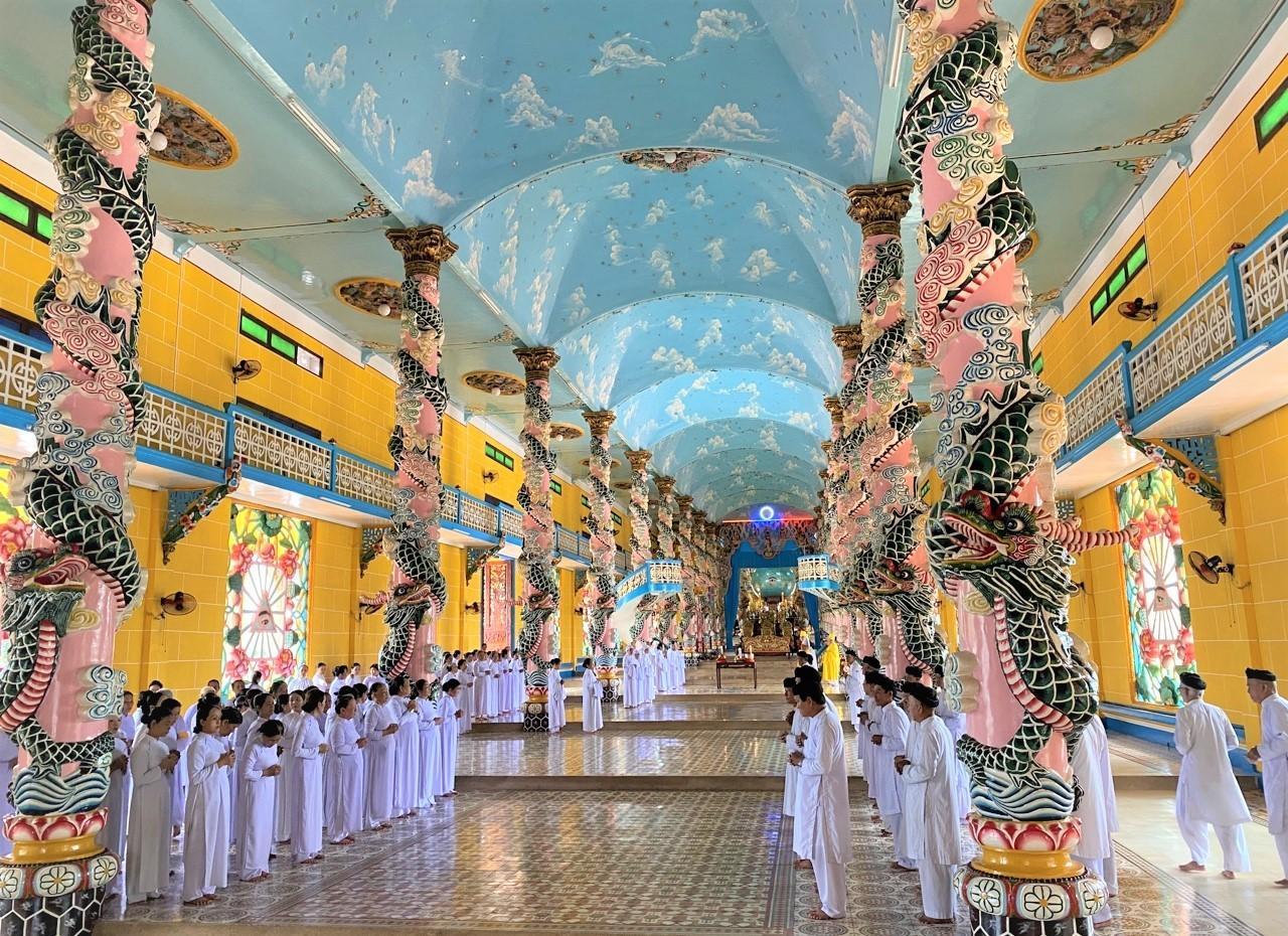 Những lễ hội đặc sắc ở đất Thánh Tây Ninh