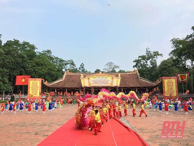 Thanh Hóa: Không tổ chức phần hội tại Lễ hội Lam Kinh 2020