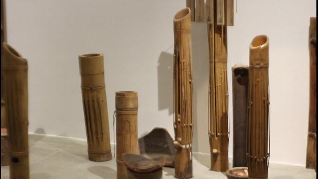 Tìm về dấu ấn dân gian qua tọa đàm về nhạc cụ từ tre và chum sành