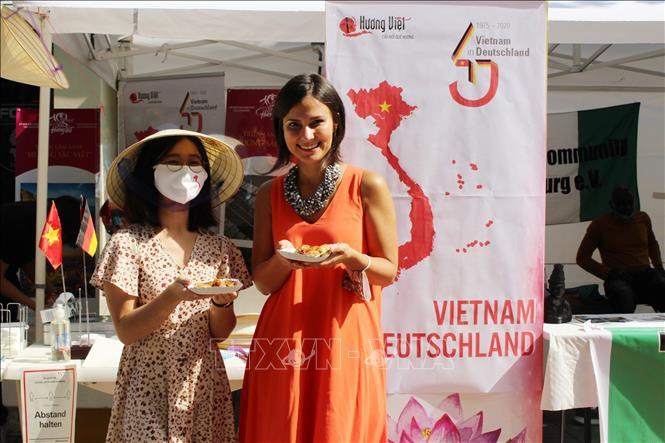 Quảng bá hình ảnh Việt Nam tại miền Nam nước Đức