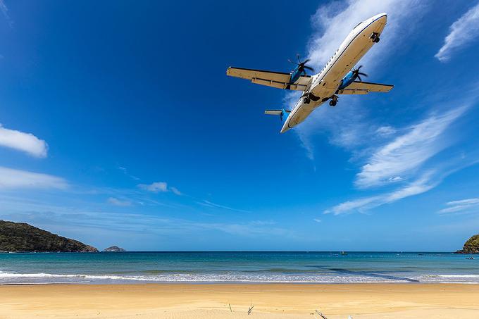 Ba đường bay thẳng mới đến Côn Đảo