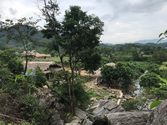 Khám phá thác Đát Ngao ở Thái Nguyên
